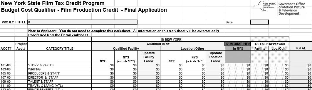 Cost Qualifier